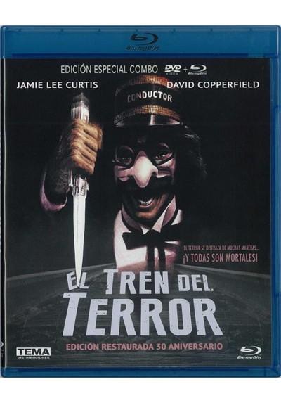 El Tren Del Terror (Blu-Ray + Dvd)