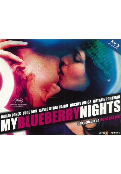My Blueberry Nights (Ed. Horizontal) (Blu-Ray)