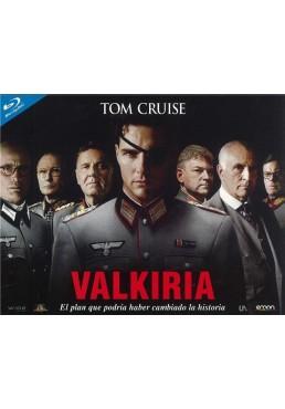 Valkiria (Blu-Ray) (Ed. Horizontal)