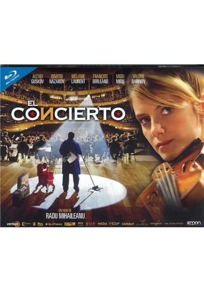 El Concierto (Blu-Ray) (Ed. Horizontal)