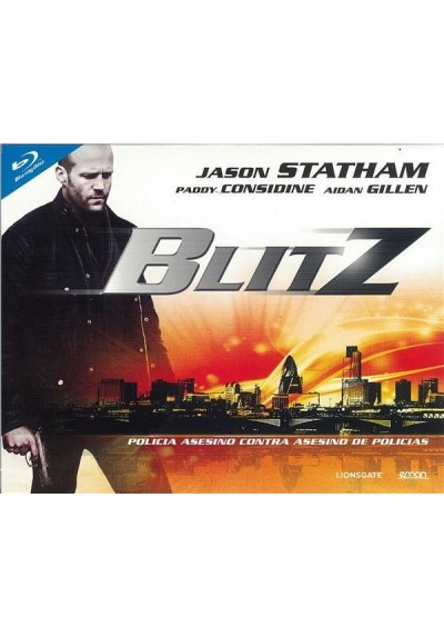 Blitz (Blu-Ray) (Ed. Horizontal)