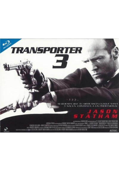 Transporter 3 (Ed. Horizontal) (Blu-Ray)