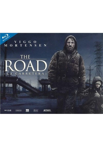 The Road (La Carretera) (Blu-Ray) (Ed. Horizontal)
