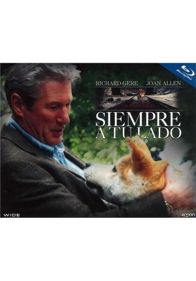 Siempre A Tu Lado (Hachiko) (Ed. Horizontal) (Blu-Ray)