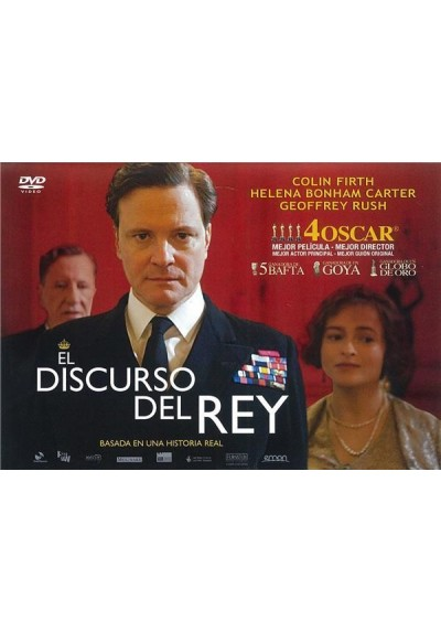 El Discurso Del Rey (Ed. Horizontal)