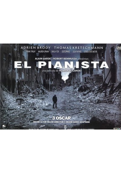 El Pianista (Ed. Horizontal) (The Pianist)