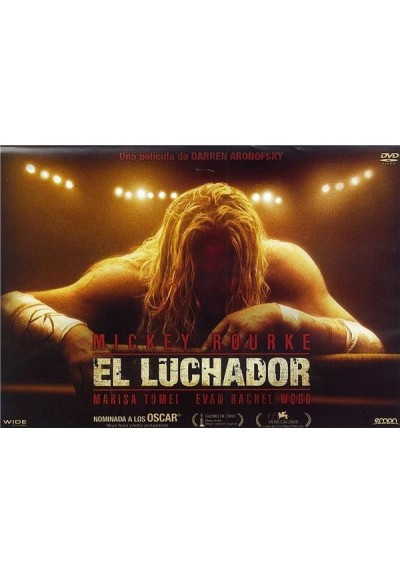 El Luchador (Ed. Horizontal) (The Wrestler)