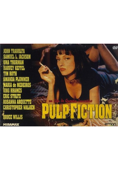 Pulp Fiction (Ed. Horizontal)