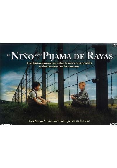 El Niño Con El Pijama De Rayas (Ed. Horizontal) (The Boy In The Striped Pyjamas)