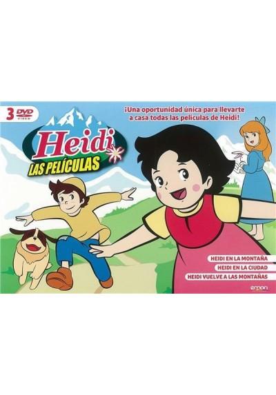 Heidi - Las Peliculas (Ed. Horizontal)