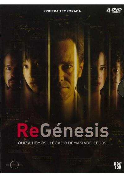 Regenesis - Primera Temporada