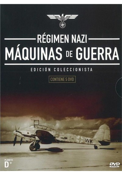 Maquinas De Guerra : Regimen Nazi