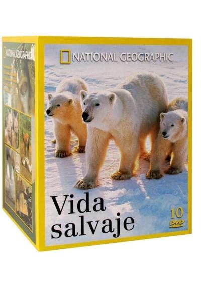 Pack Vida Salvaje (National Geographic)
