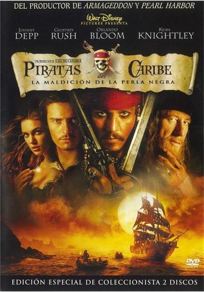Piratas Del Caribe : La Maldicion De La Perla Negra (Ed. Especial)