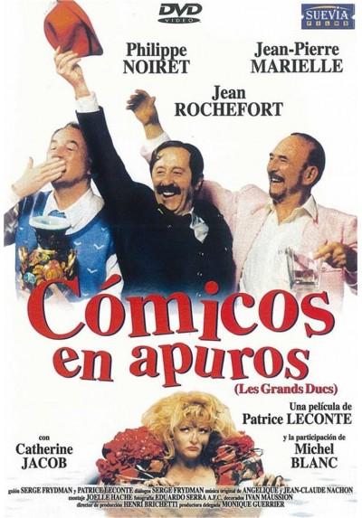 Comicos En Apuros (Les Grands Ducs)