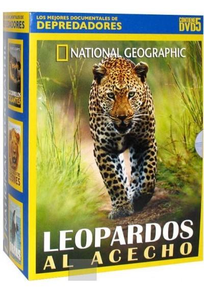 Pack Depredadores (National Geographic)