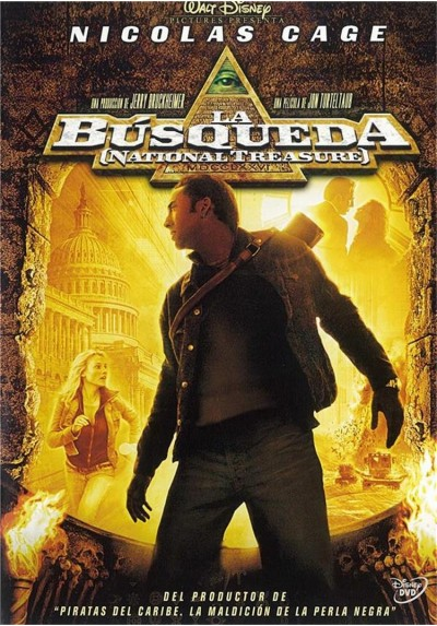 La Busqueda (2004) (National Treasure)