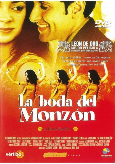 La Boda Del Monzon (Monsoon Wedding)