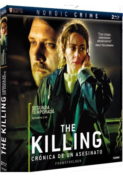 The Killing - Segunda Temporada