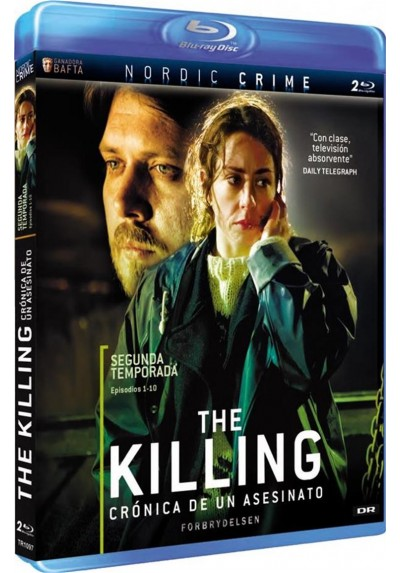 The Killing - Segunda Temporada (Blu-Ray)
