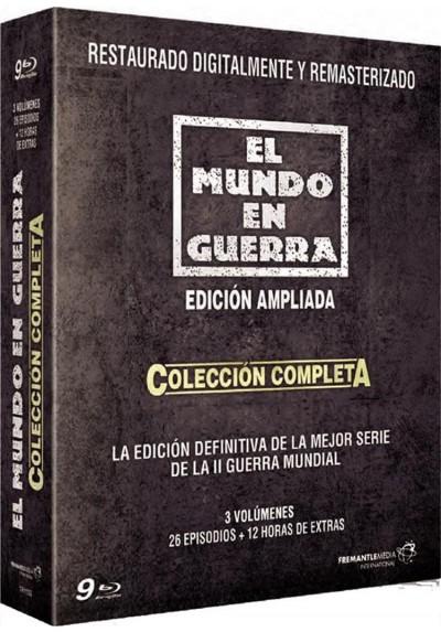 El Mundo En Guerra - Coleccion Completa (Blu-Ray) (Pack)