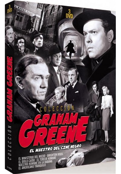 Graham Greene : El Maestro Del Cine Negro