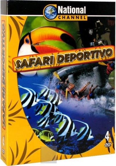 Pack Safari Deportivo (National Channel)