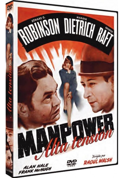 Alta Tension (1941) (Manpower)