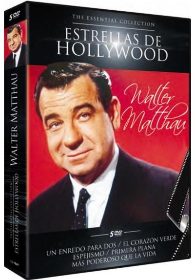 Walter Matthau - Estrellas De Hollywood