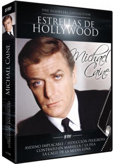 Michael Caine - Estrellas De Hollywood
