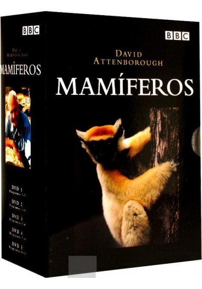Pack Mamíferos (BBC)