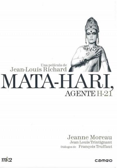 Mata-Hari, Agente H-21 (V.O.S.)