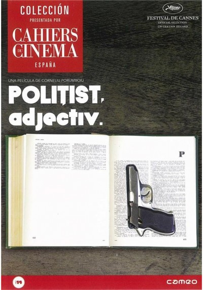 Politist, Adjectiv (V.O.S.)