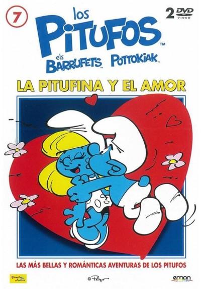 Los Pitufos - Vol. 7 : La Pitufina Y El Amor