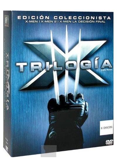 X-Men: Trilogía (Edcición Coleccionista)