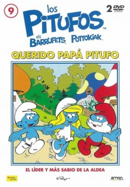 Los Pitufos - Vol. 9 : Querido Papa Pitufo