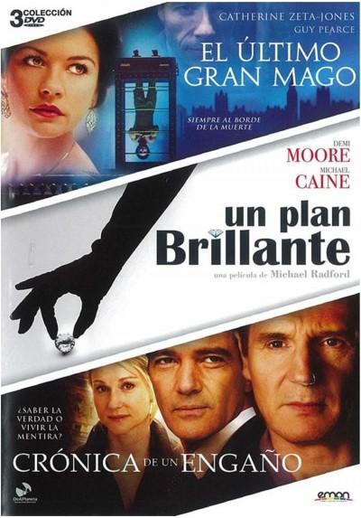El Ultimo Gran Mago / Un Plan Brillante / CrOnica De Un Engaño