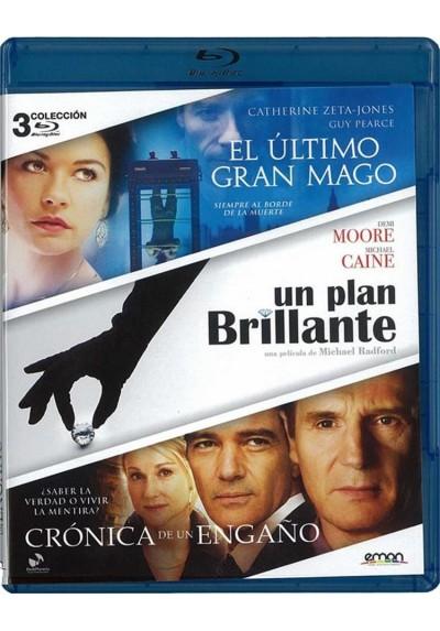 El Ultimo Gran Mago / Un Plan Brillante / CrOnica De Un Engaño (Blu - Ray)
