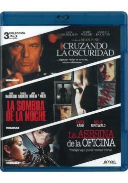 Cruzando La Oscuridad / La Sombra De La Noche / La Asesina De La Oficina (Blu-Ray)