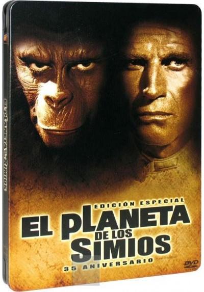 El Planeta de los Simios (1968) 35º Aniversario (Estuche Metalico)