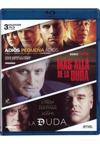 Adios Pequeña Adios / Mas Alla De La Duda / La Duda (Blu-Ray)