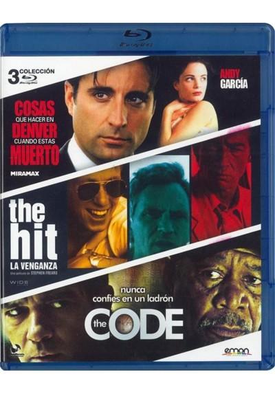 Cosas Que Hacer En Denver Cuando Estas Muerto / The Hit / The Code (Blu-Ray)
