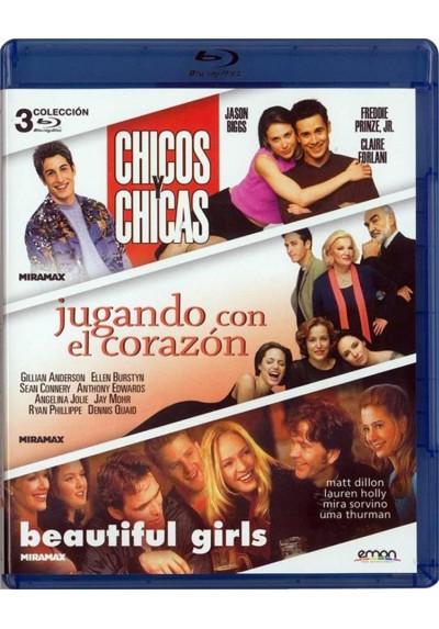 Chicos Y Chicas / Jugando Con El Corazon / Beautiful Girls (Blu-Ray)
