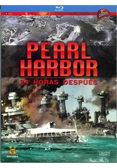 Pearl Harbor : 24 Horas Después (Blu-Ray)