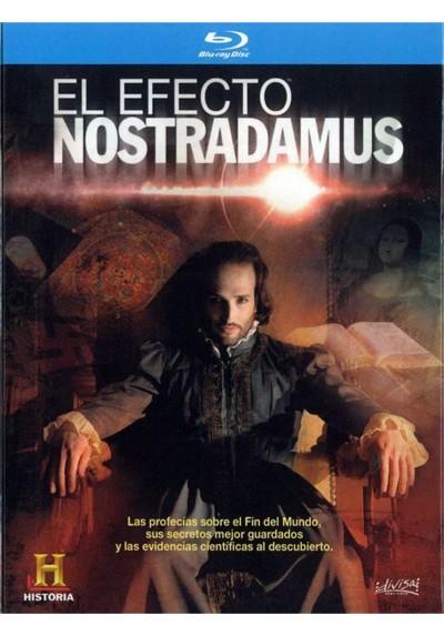 El Efecto Nostradamus (The Nostradamus Effect) (Blu-Ray)