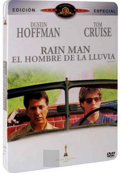 Rain Man - Edición Especial (Estuche Metálico)