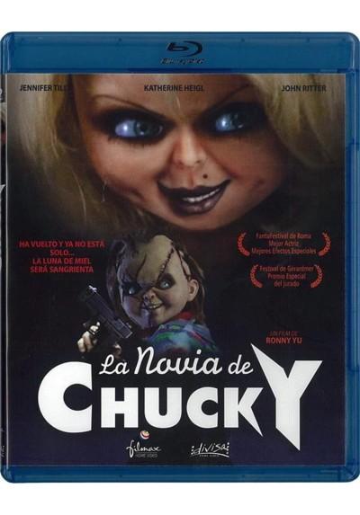 La Novia De Chucky (Bride Of Chucky) (Blu-Ray)