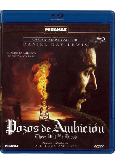 Pozos De Ambicion (There Will Be Blood) (Blu-Ray)
