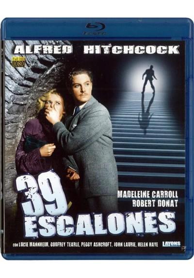 39 Escalones (Blu-Ray)