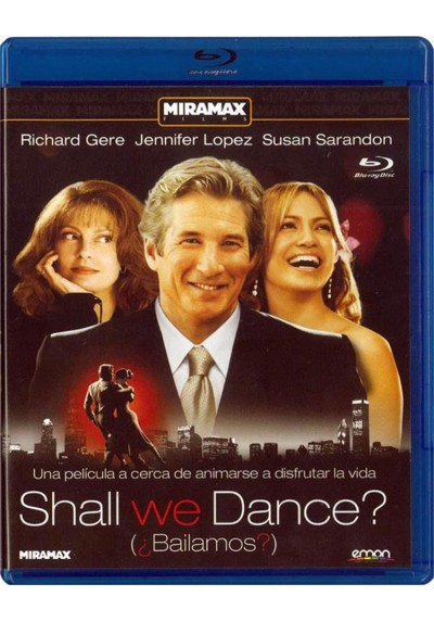 Shall We Dance? (Bailamos?) (Blu-Ray)